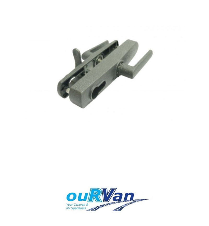 AUSSIE TRAVELLER ATRV CARAVAN DOOR HANDLE RIGHT  HAND HINGE - RHH 87000000013000