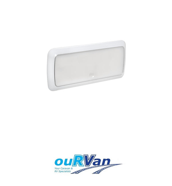 NARVA CARAVAN INTERIOR LED LIGHT 87512 RECTANGULAR CEILING SURFACE MOUNT 9-33V