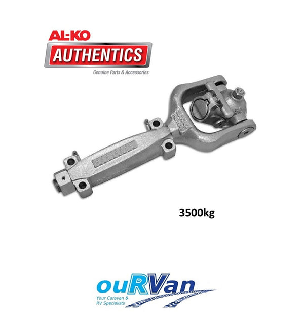 ALKO 619350 3500KG OFF ROAD COUPLING - SUIT 50MM BALL