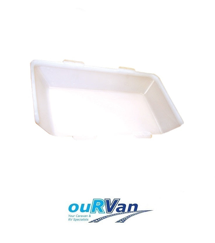 BARGMAN GRAB HANDLE PORCH LIGHT REPLACEMENT LENS COVER SRLED7L 041806