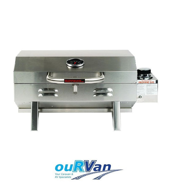 CAMEC TABLETOP GAS BBQ 050439