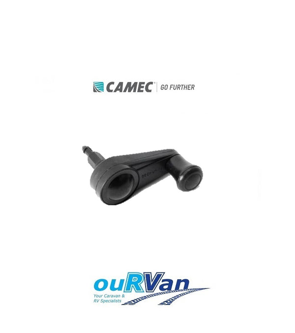 CAMEC CARAVAN WINDOW WINDER HANDLE WIND OUT ONLY AUSTRALITE 010197