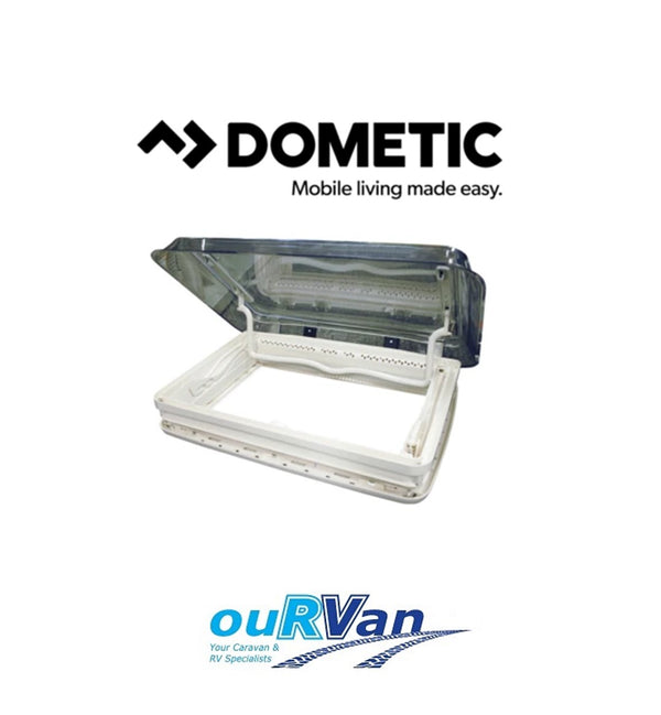 DOMETIC SEITZ MIDI HEKI HATCH SKYLIGHT HAND LEVER VERSION DOM136825 CARAVAN RV