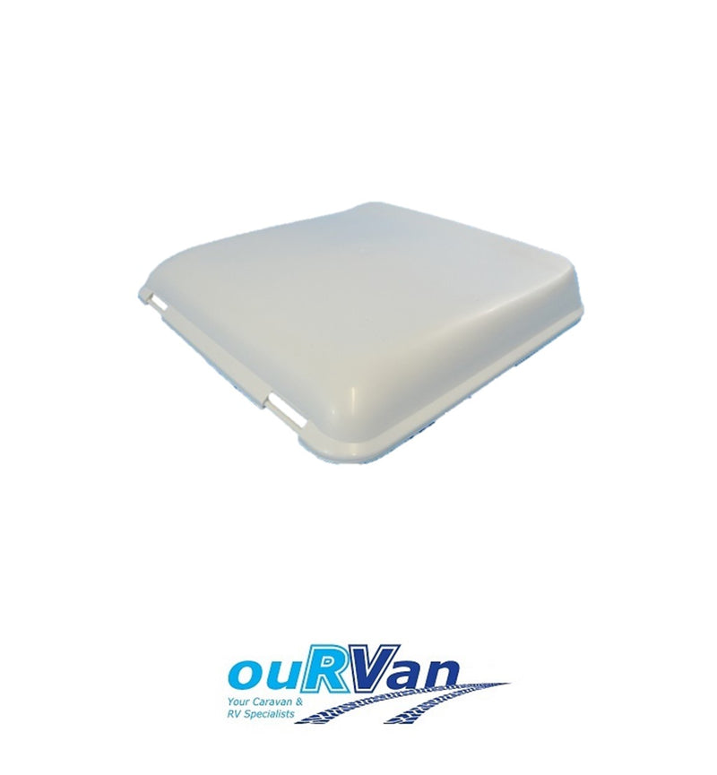 FIAMMA 98683-100 WHITE LID ONLY TO SUIT 160 HATCHES 04598-01 CARAVAN RV