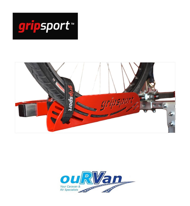 GripSport 2 bike van rack, Non-tilting