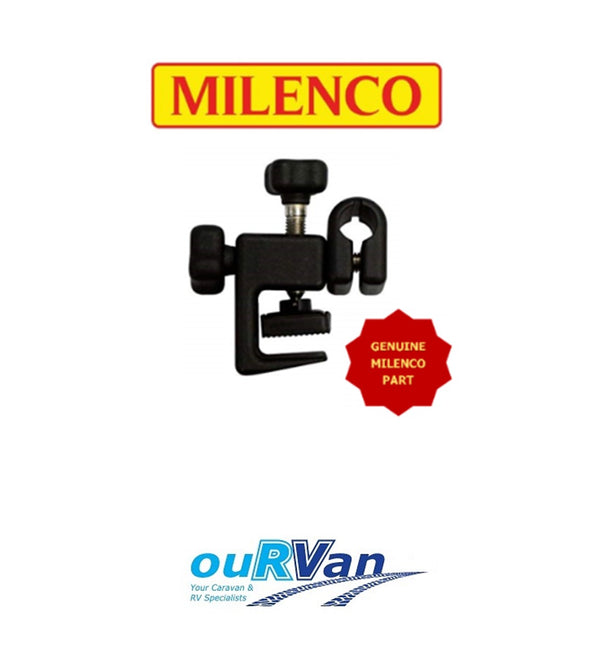 MILENCO M-1960 SPARE CLAMP FOR AERO, GRAND AERO AND FALCON TOWING MIRRORS