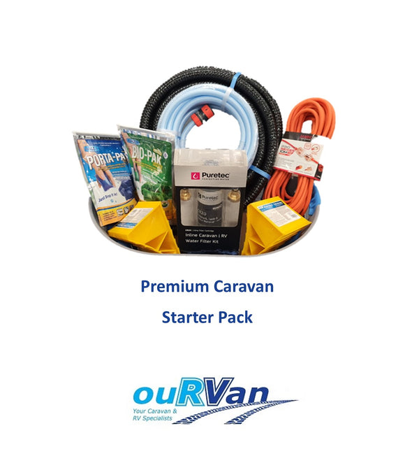 PREMIUM CARAVAN STARTER PACK - INCLUDES FREE SHIPPING
