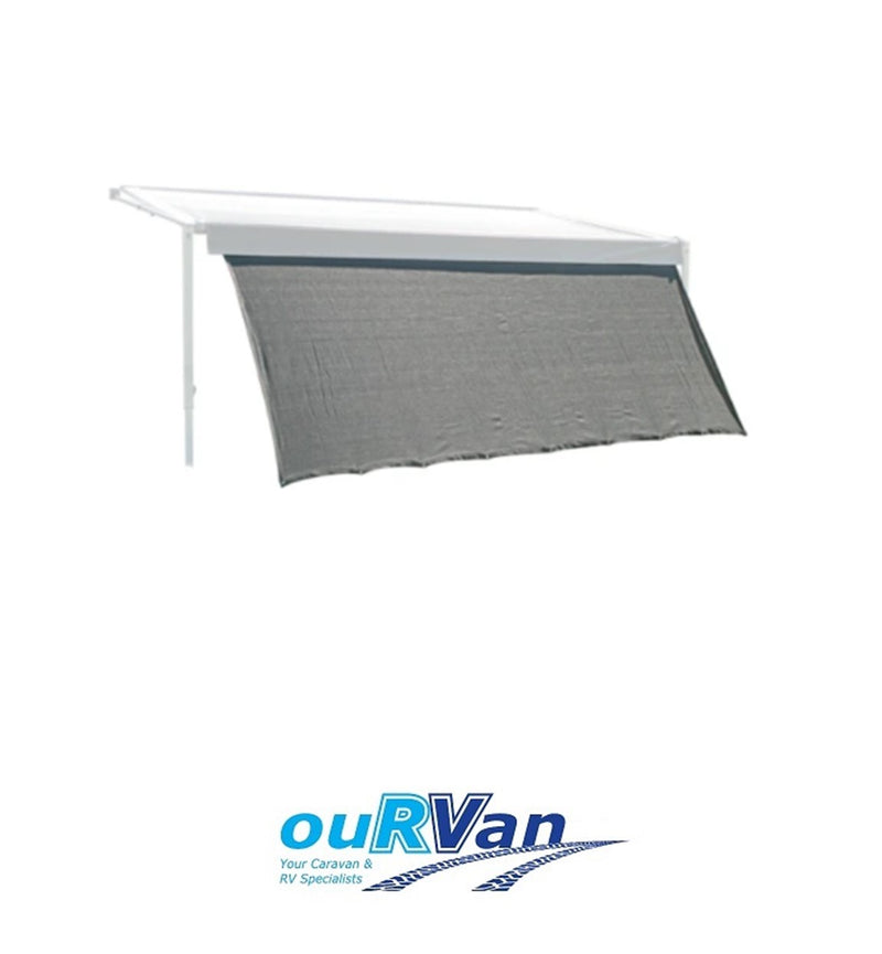 DOMETIC PREMIUM PRIVACY SCREEN 4880MM 16' SBSC15080 CARAVAN AWNING SHADE WALL