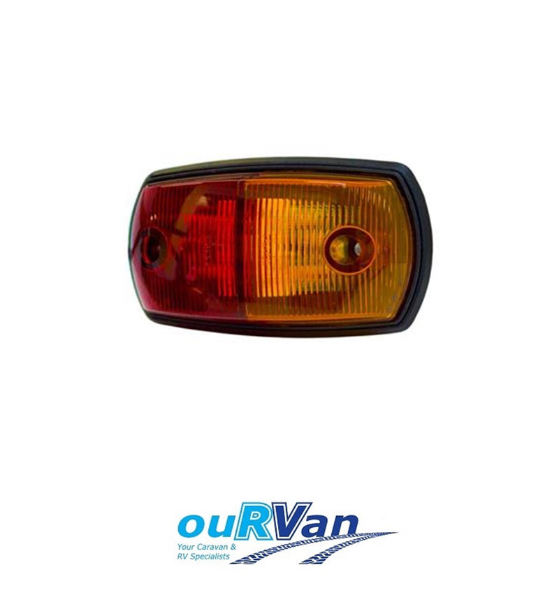 RED/AMBER RETROFIT LED SIDE MARKER