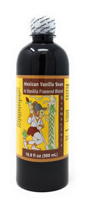 Usumacinta Amber Mexican Vanilla Blend, 16.8 Ounces