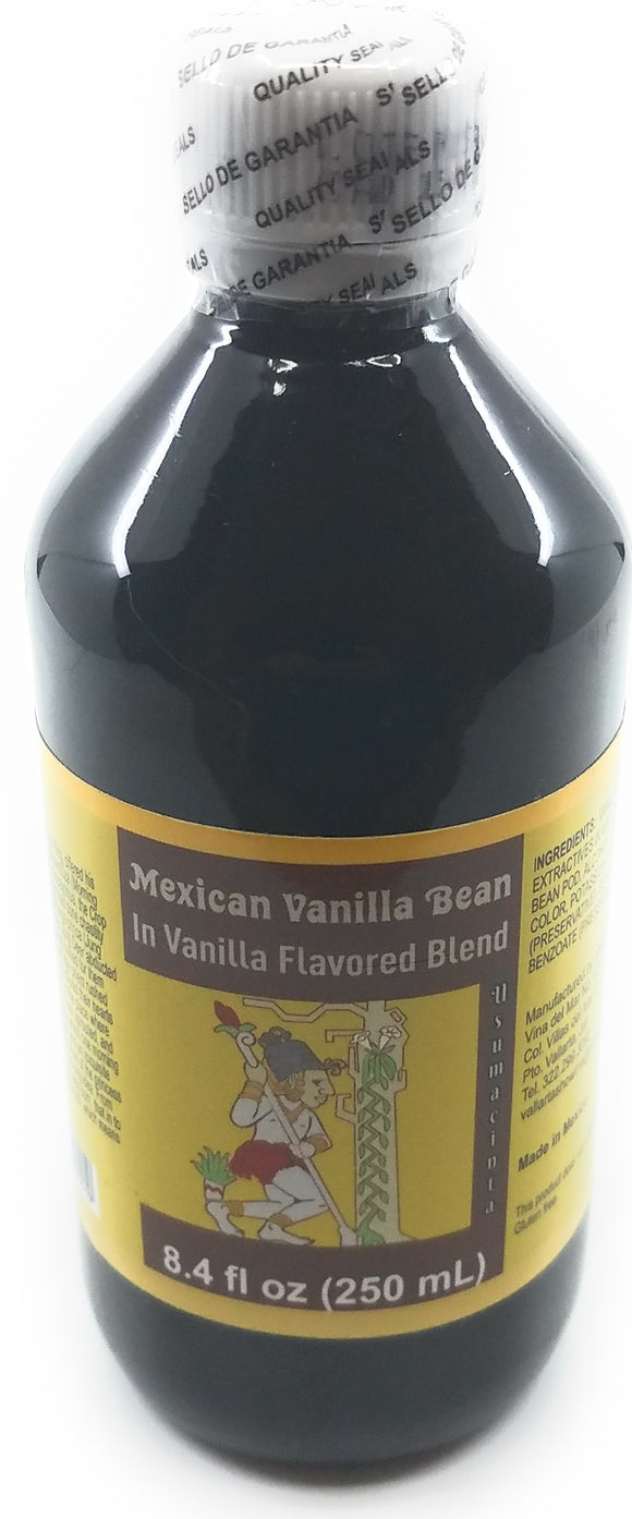 Usumacinta Amber Mexican Vanilla Blend , 8.4 Ounces
