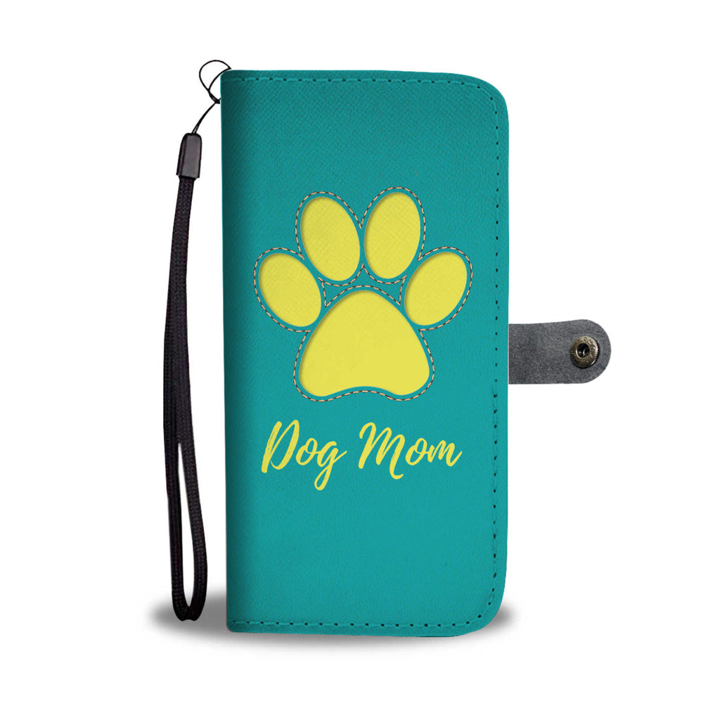 Dog Mom - Wallet Case