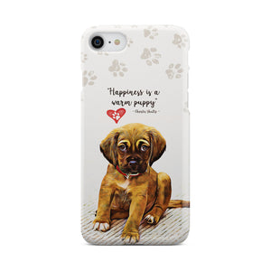 Puppy Phone Case - Dog Paw Lovers