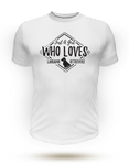 Just a Girl Who Loves Labrador Retrievers - T-Shirt