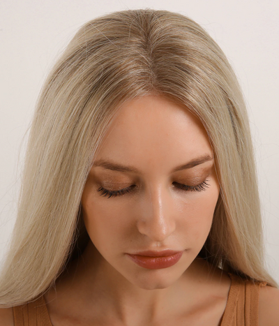 Perruque Blonde Long