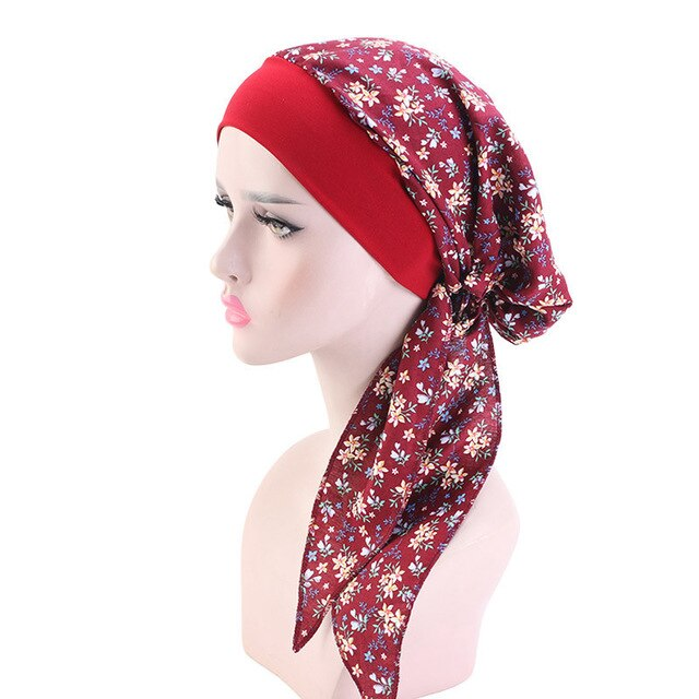 foulard cancer chimio