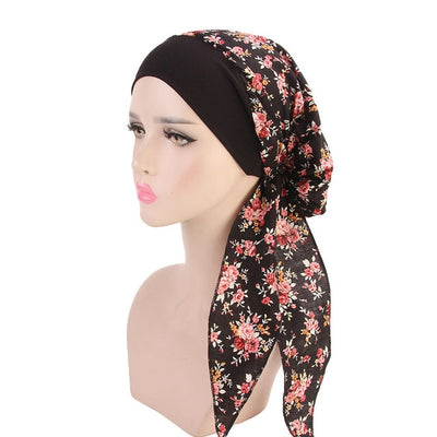 foulard perruque cancer