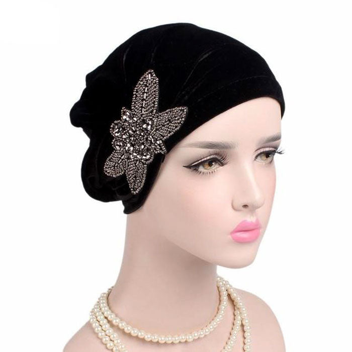 Turban Cheveux Cancer