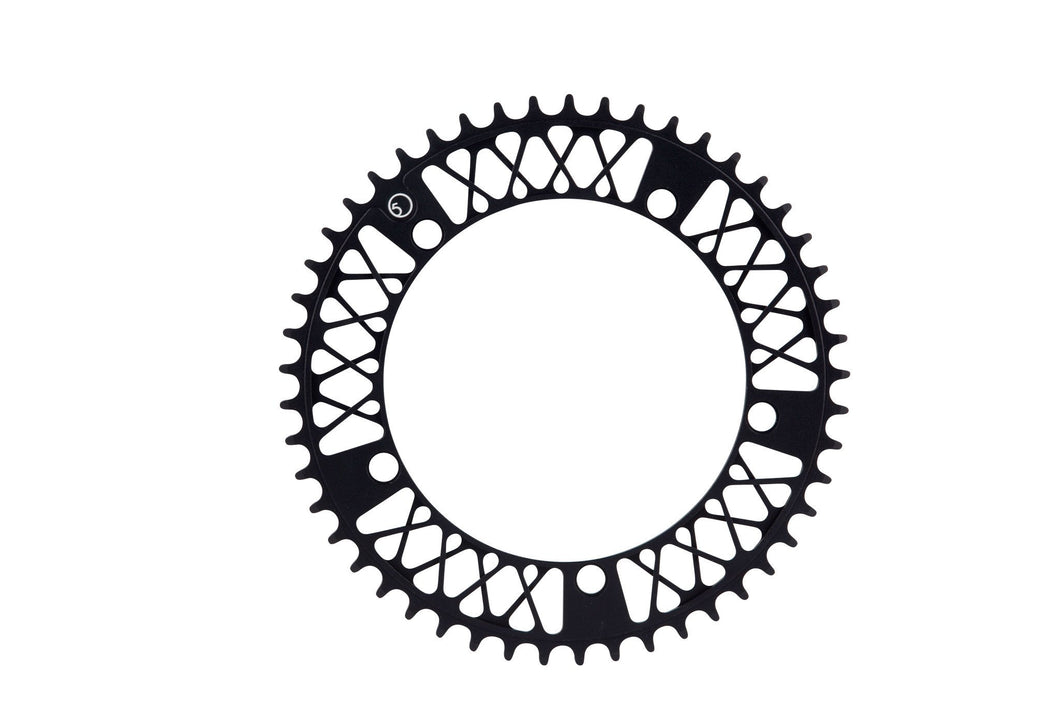 Factory 5 Lattice Chainring - 49T