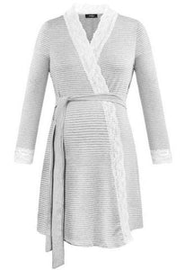100% Cotton Delivery Robe- Must Have!