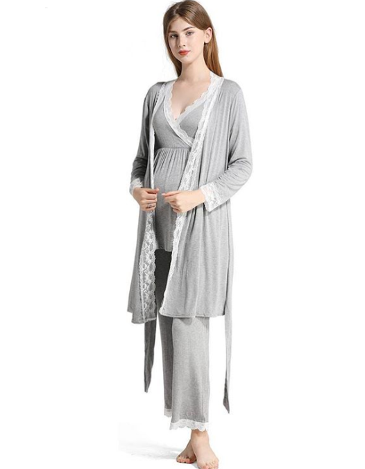 100% Cotton Maternity/Delivery Robes