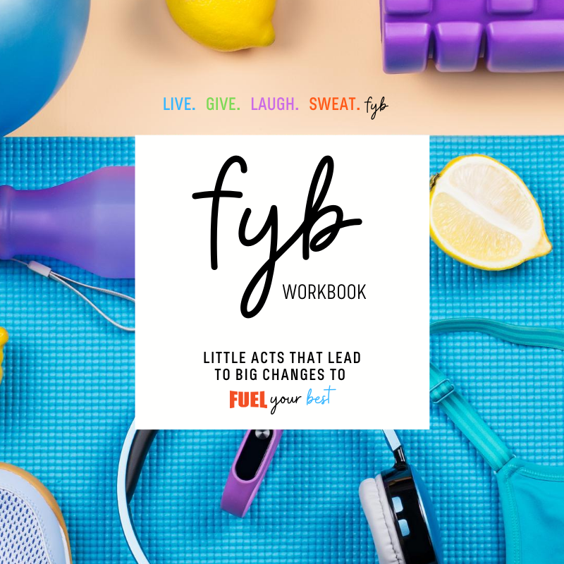 FYB Workbook: Little Acts that Lead to Big Changes
