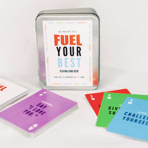 FUEL Your Best Interactive Playing Card Deck
