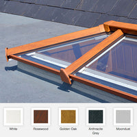 skypod roof lantern frame colours