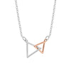 PRYSM - Faith Necklace Silver