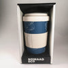 NOMAAD ECO Travel Mug - Blue Flowers