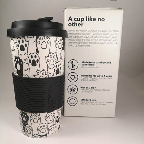 NOMAAD ECO Travel Mug - Paws