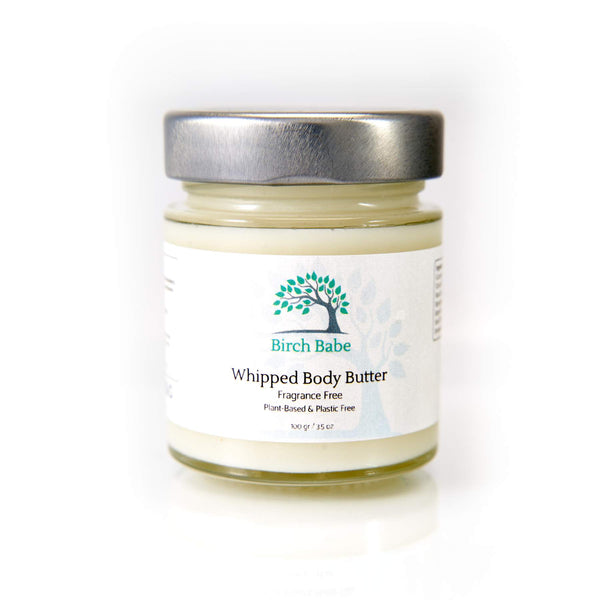Birch Babe Naturals - Organic Whipped Body Butter Fragrance Free