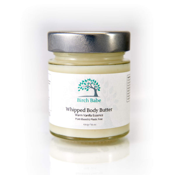 Birch Babe Naturals - Organic Whipped Body Butter Warm Vanilla Essence