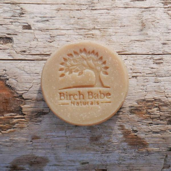 Birch Babe Naturals - Organic Shave Bar - Woodsy Jay