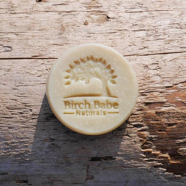 Birch Babe Naturals - Organic Shave Bar - Chantilly