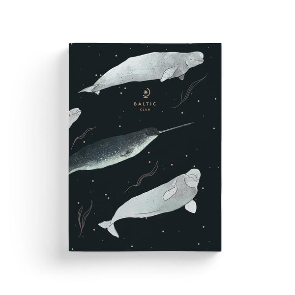 Baltic Club -Belugas Notebook