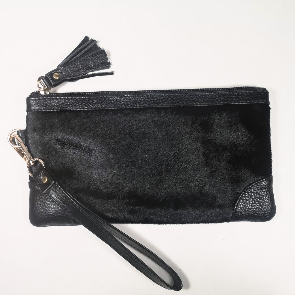 Cheer - Ponyhair Special Edition Clutch Wristlet