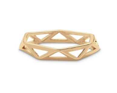 PRYSM - Ring Clara Gold