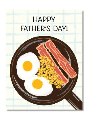 HFD Breakfast Card