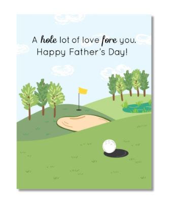 Fore You Card