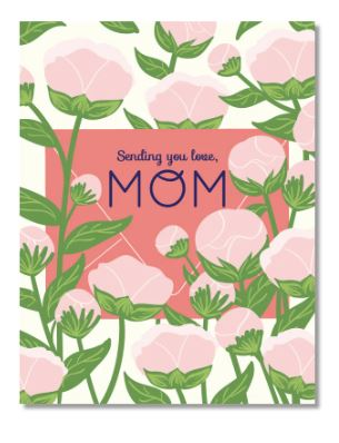 Sending Love to Mom Card