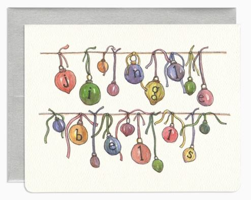 Gotamago - Jingle Bells Card