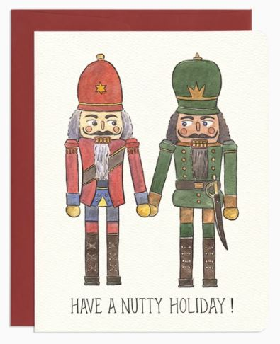 Gotamago - Nutty Holiday Card