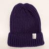 Uppdoo Studio - Wool Blended Beanie Toque Hat (Indigo)