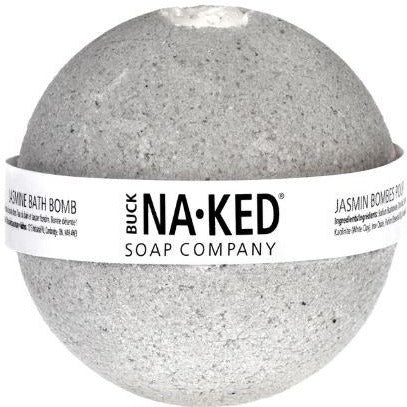 Buck Naked - Jasmine Bath Bomb