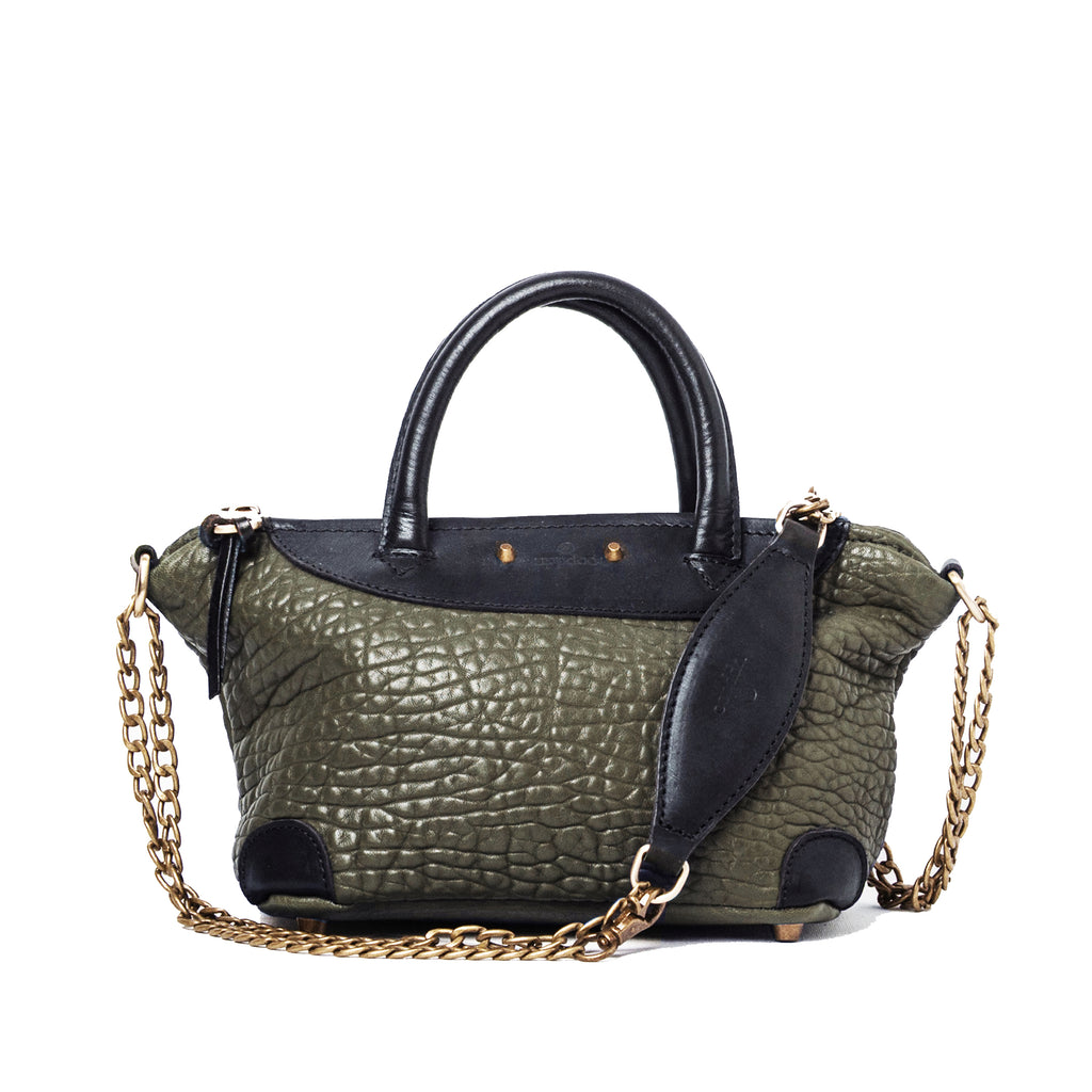 Journey Mini Tote - Army