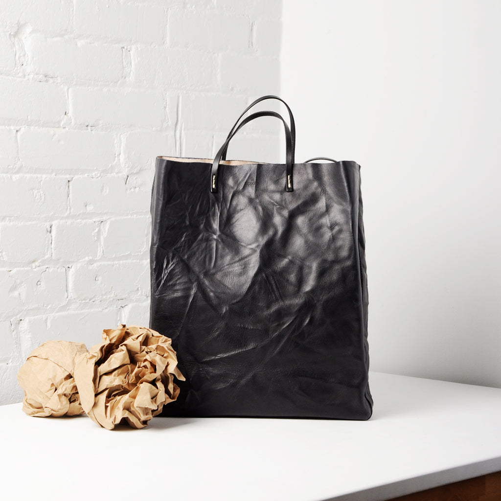 Journey Shopping Tote - Black
