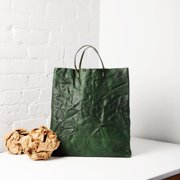 Journey Shopping Tote - Forest