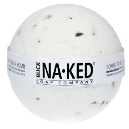 Buck Naked - Lavender and Rosemary Bath Bomb
