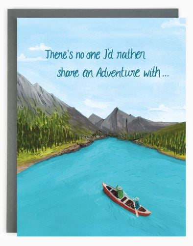 Made in Brockton Village - Share an Adventure Card